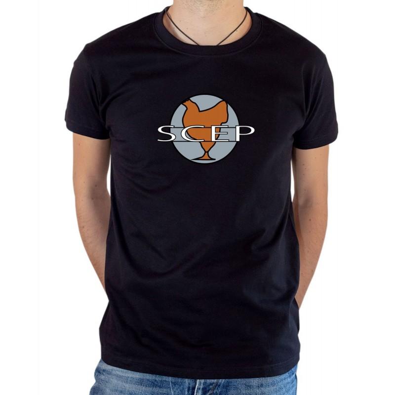 T-shirt OSS 117 SCEP noir
