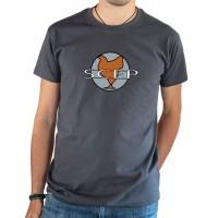 T-shirt OSS 117 SCEP gris