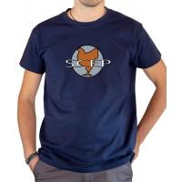T-shirt OSS 117 SCEP bleu
