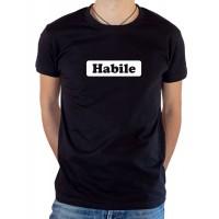T-shirt OSS 117 Habile noir