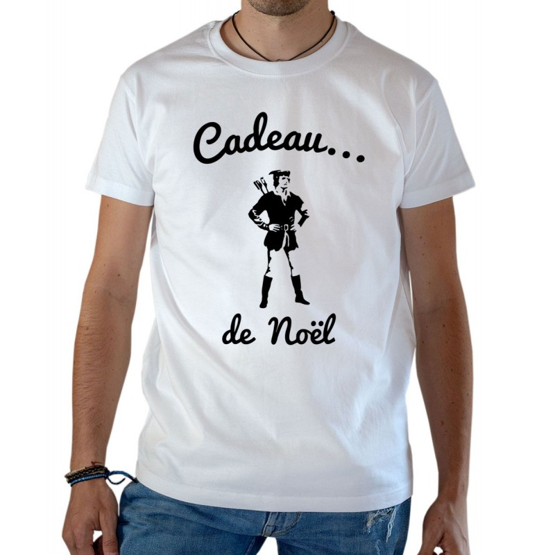 T-shirt OSS 117 Cadeau de Noël