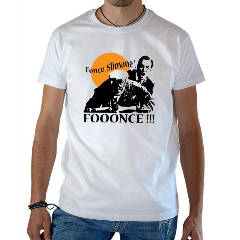 T-shirt OSS 117 Fonce Slimane Fooonce