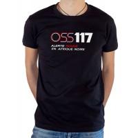 T-shirt OSS 117 Alerte Rouge en Afrique Noir